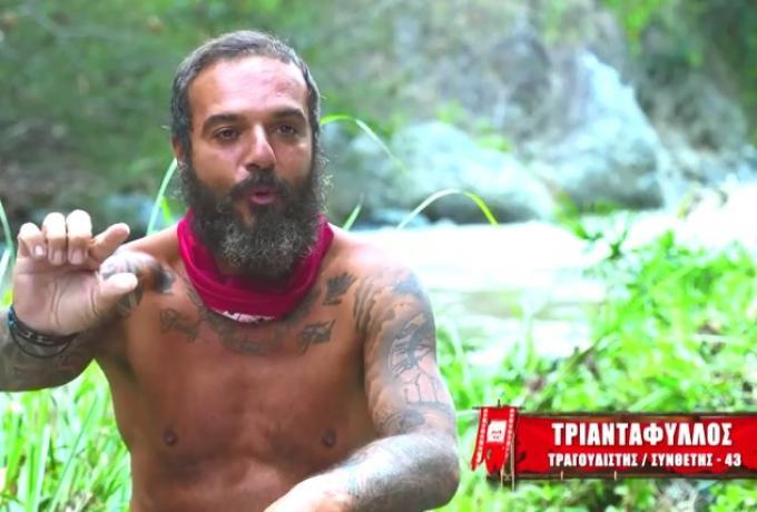 Survivor: Είναι πολλά τα λεφτά Τριαντάφυλλε – Με πόσα χρήματα έφυγε   panathinaikos24.gr