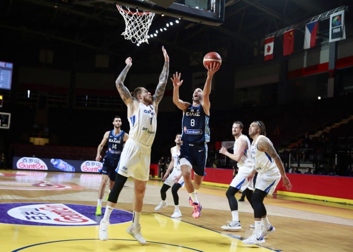 Τσεχία – Ελλάδα 97-72 : Πικρή ήττα και αντίο Τόκιο | panathinaikos24.gr