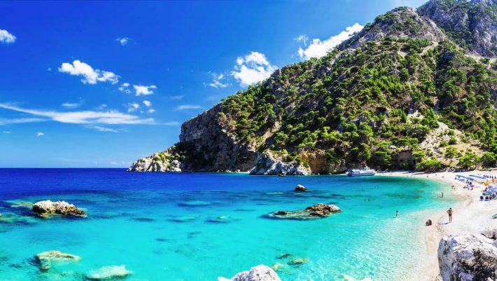 Η Χαβάη της Ελλάδας: Το ελληνικό covid-free νησί με τα 0 κρούσματα και τις απομονωμένες παραλίες   panathinaikos24.gr