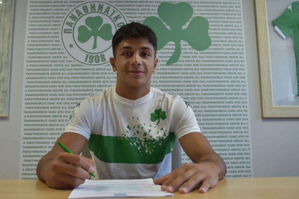 Παναθηναϊκός: Υπέγραψε επαγγελματικό συμβόλαιο ο Λιατίφης | panathinaikos24.gr