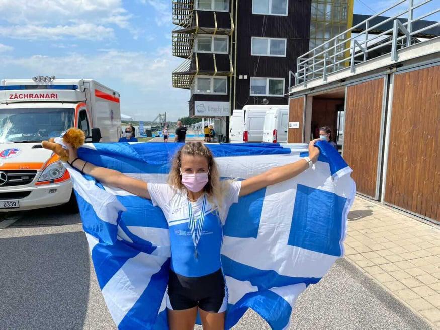 Κωπηλασία – Ευαγγελία Αναστασιάδου: «Και τώρα η πρόκριση στους Ολυμπιακούς Αγώνες του 2023»   panathinaikos24.gr