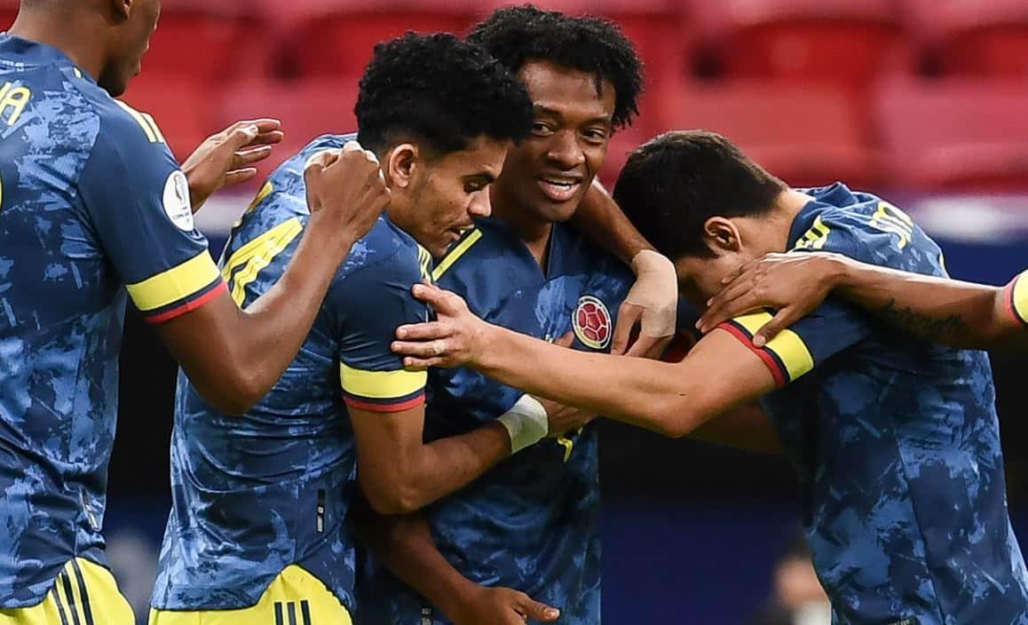 Κολομβία – Περού 3-2: Ο Ντίας «χάρισε» την τρίτη θέση στους «καφετέρος» [vids] | panathinaikos24.gr