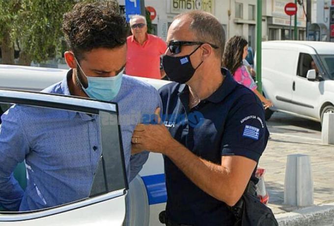 Φολέγανδρος: Έφτασε στον Πειραιά ο δολοφόνος – Οδηγείται στις φυλακές Κορυδαλλού   panathinaikos24.gr