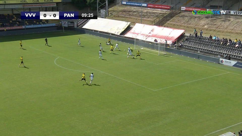 Το 1-0 της Φένλο επί του Παναθηναϊκού (vid)   panathinaikos24.gr