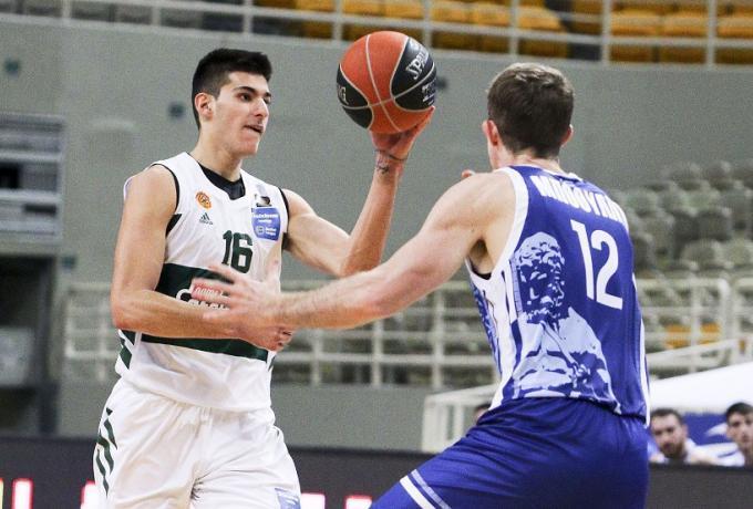Οριστικό: Στους Μπακς ο Καλαϊτζάκης! (pic)   panathinaikos24.gr
