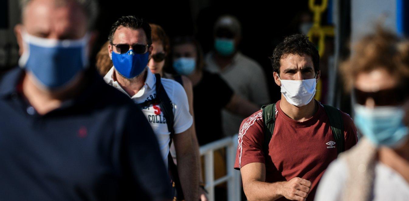 Κορωνοϊός: 2.845 κρούσματα, 12 θάνατοι, 165 διασωληνωμένοι   panathinaikos24.gr