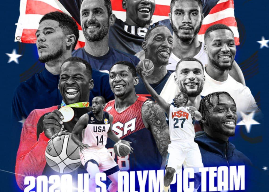 Team USA – Τόκιο 2020: Γνωρίστε τη 12μελή αποστολή ενόψει Ολυμπιακών Αγώνων [vids]   panathinaikos24.gr