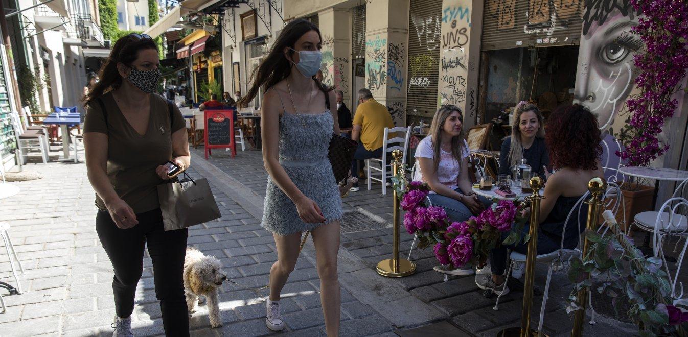 Κορωνοϊός: 1.605 κρούσματα, 10 θάνατοι, 176 διασωληνωμένοι   panathinaikos24.gr