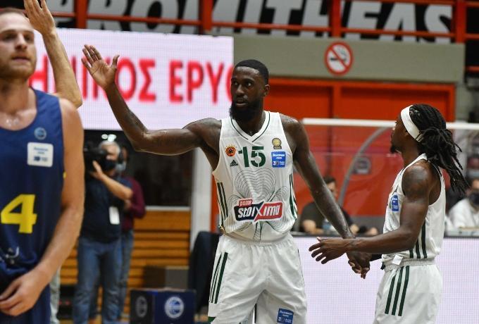 Γουάιτ: «Πήρα ώθηση από την άμυνα μου»   panathinaikos24.gr