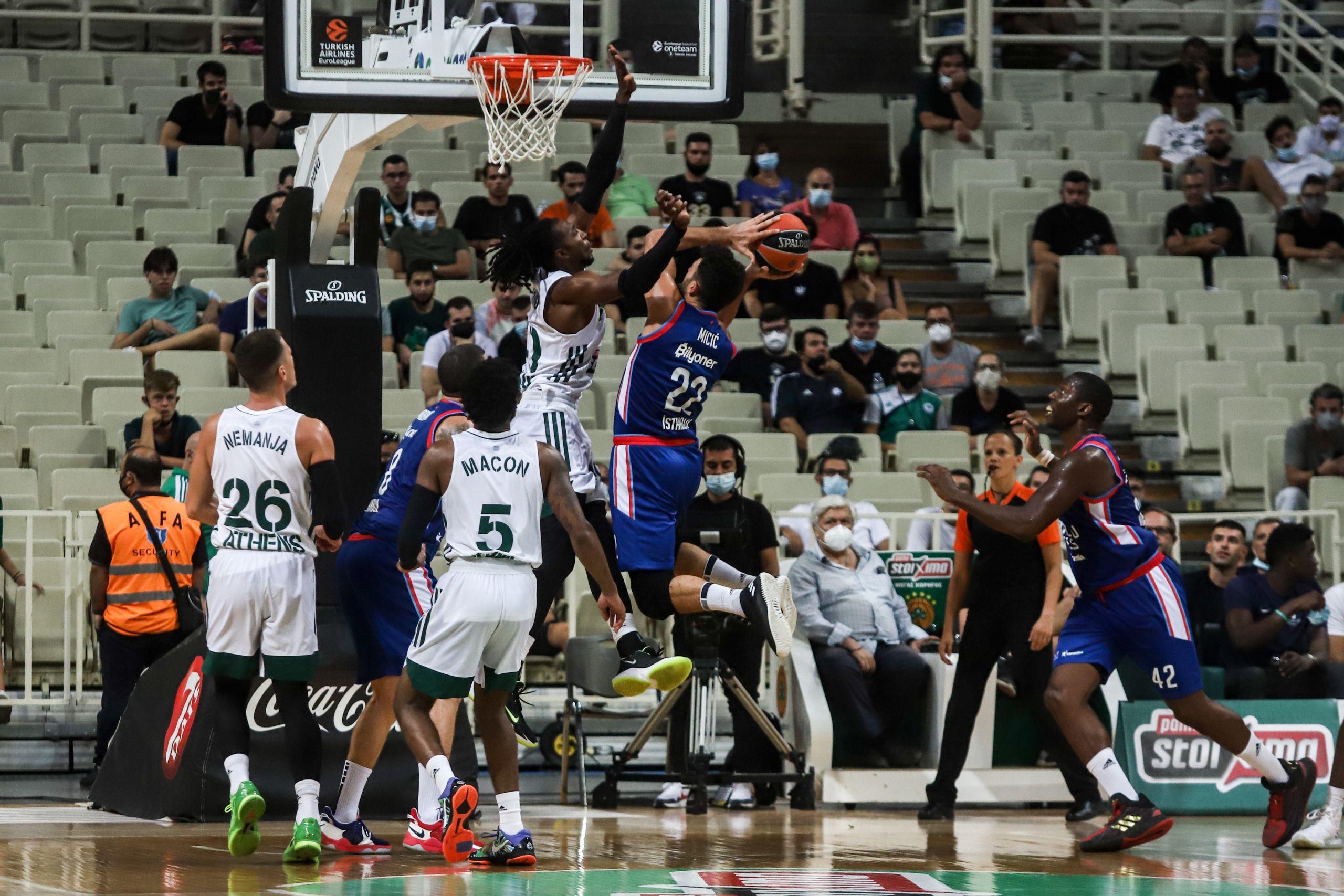 Παναθηναϊκός: Τα highlights της νίκης επί της Εφές (Vid)   panathinaikos24.gr