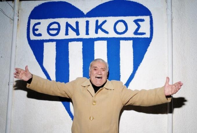 KAE Παναθηναϊκός: «Αγνός φίλαθλος, κέρδισες το σεβασμό, καλό ταξίδι Εθνικάρα» (pic) | panathinaikos24.gr