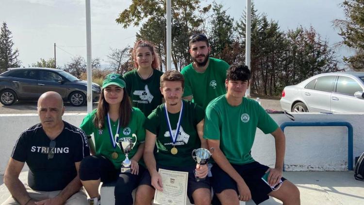 Παναθηναϊκός: Πρωταθλητής για 3η συνεχόμενη φορά   panathinaikos24.gr