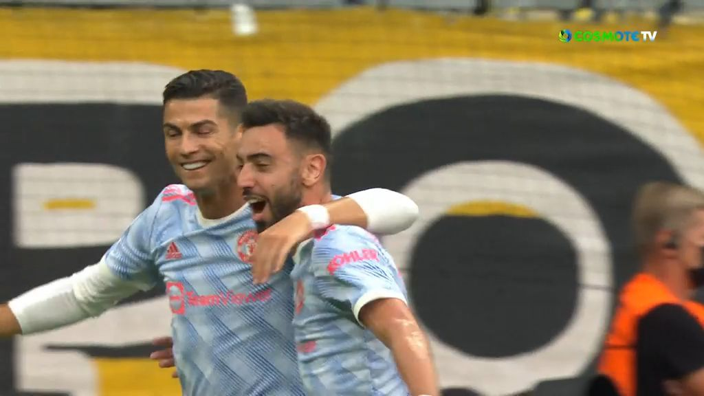 Μαν. Γιουνάιτεντ: Γκολ ο Ρονάλντο και 1-0 επί της Γιουνγκ Μπόις (vid) | panathinaikos24.gr