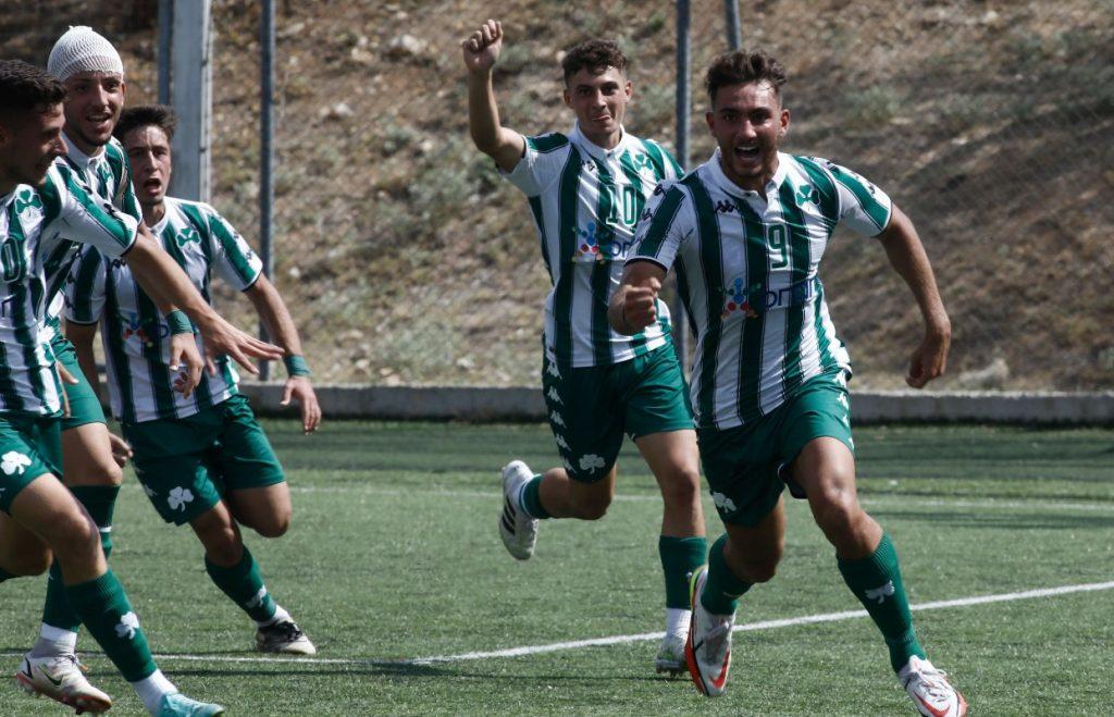 Μεγάλη νίκη της Κ-19 επί του Άρη στο 90΄   panathinaikos24.gr