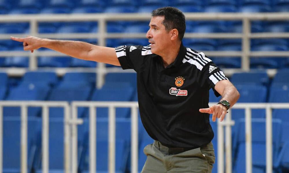 Πρίφτης: «Στόχος μας είναι δεδομένα το πρωτάθλημα» | panathinaikos24.gr