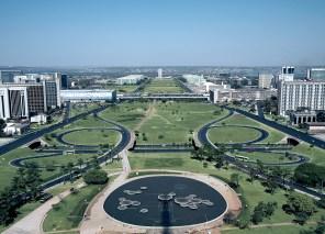 Panorama ng Lungsod Brasilia