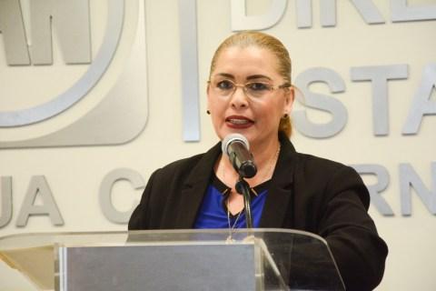 Maritza Muñoz Vargas, Secretaria Estatal de PPM