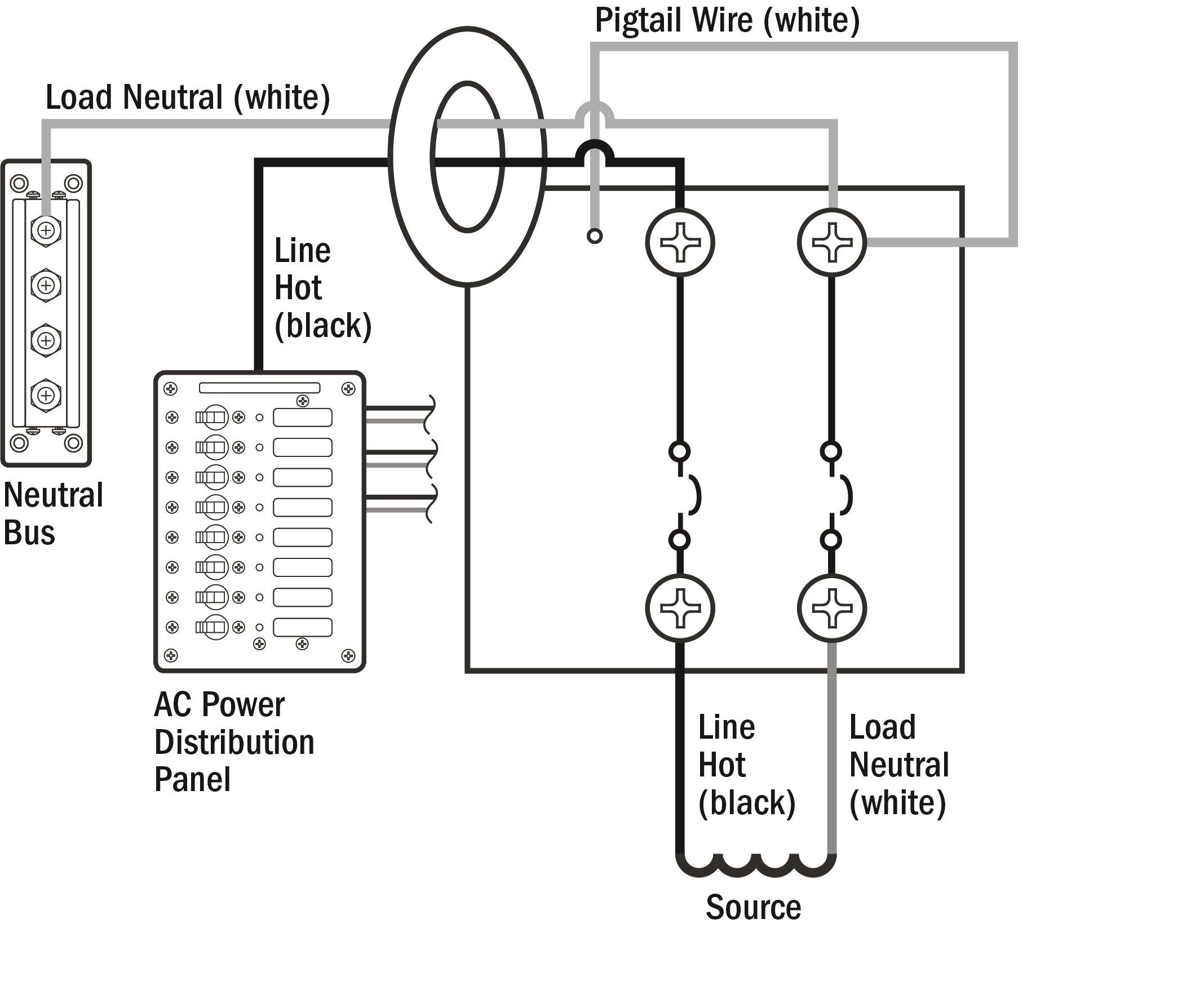 Marinco L5 30 Wiring Diagram
