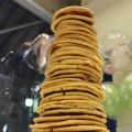 Moke'sのパンケーキタワー