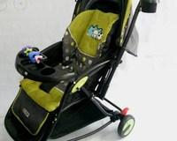 Jalan-Jalan Dengan Stroller Bayi Pliko