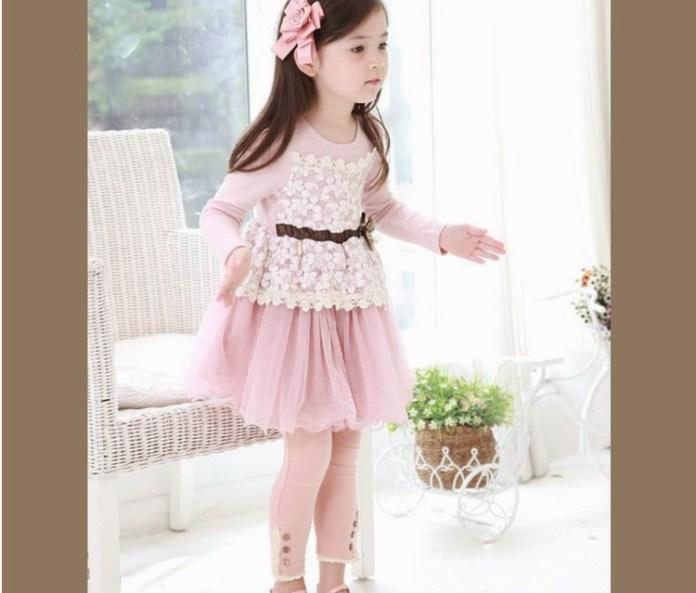 Model Dan Trend Baju Anak Perempuan