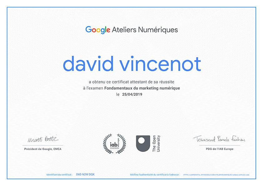 David Vincenot