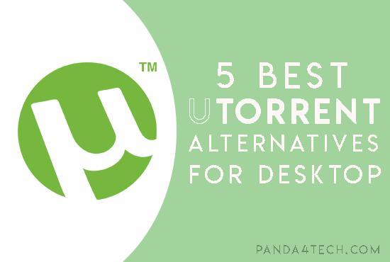 5 Best uTorrent Alternatives For Desktop 3