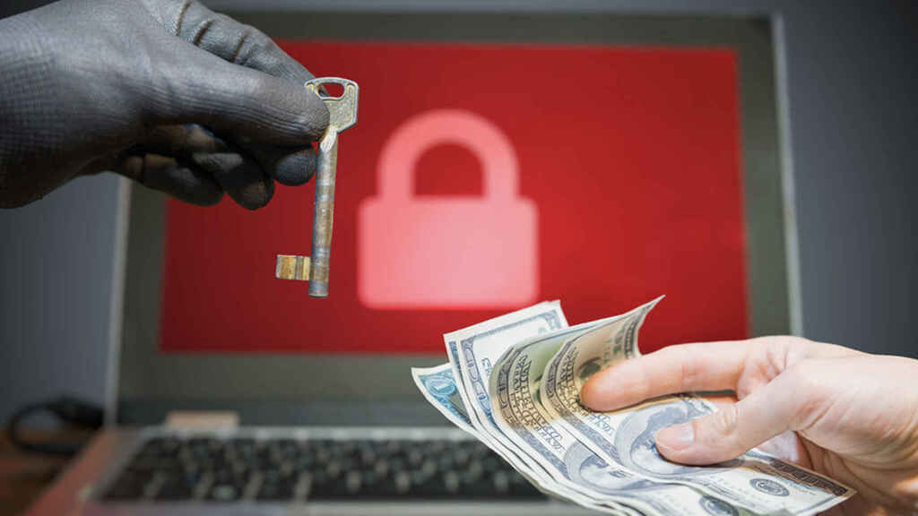 Ransomware : extorsión a empresas de todo el mundo