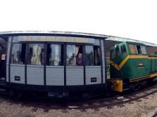 2 locomotives for tourism