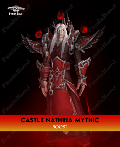 Castle Nathria Mythic Boost