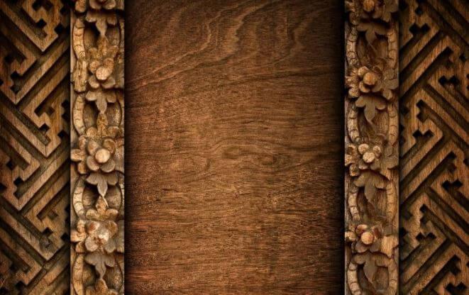 background kayu