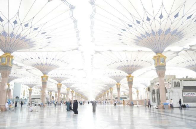 bakcground masjid keren