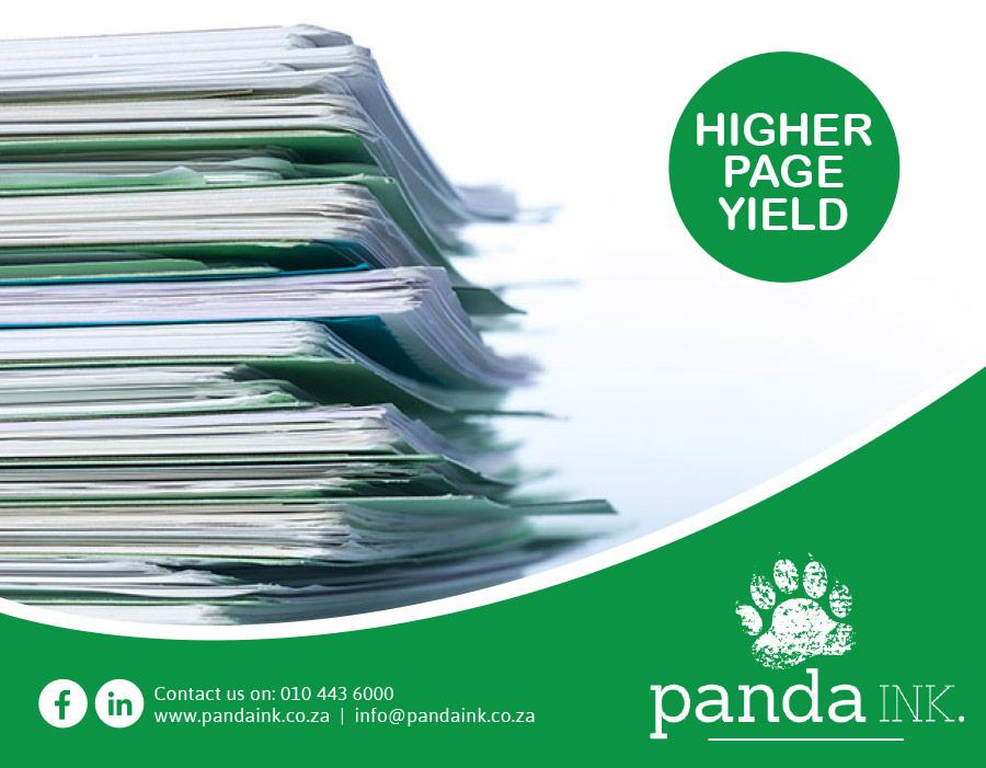 pandaINK Compatible ink cartridges