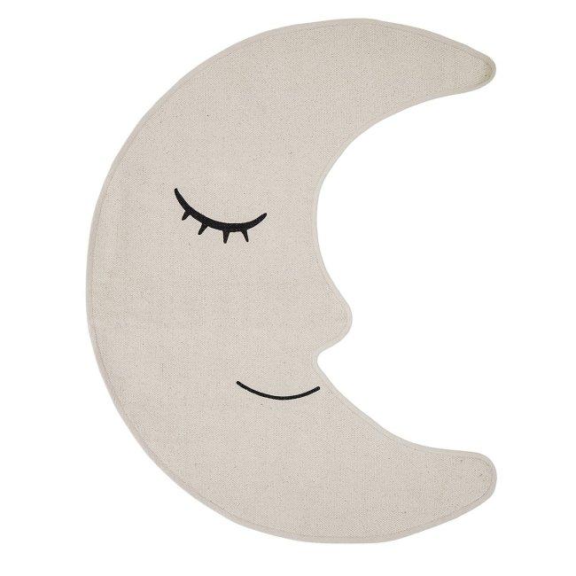 Kinderteppich Mond