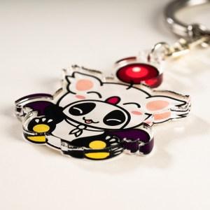 Porte clés Panda Fantasy Pandamog