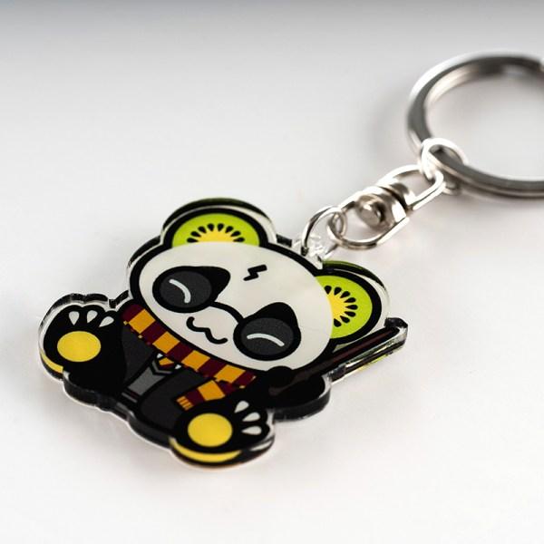 Porte-clés kawaii Panda Potter