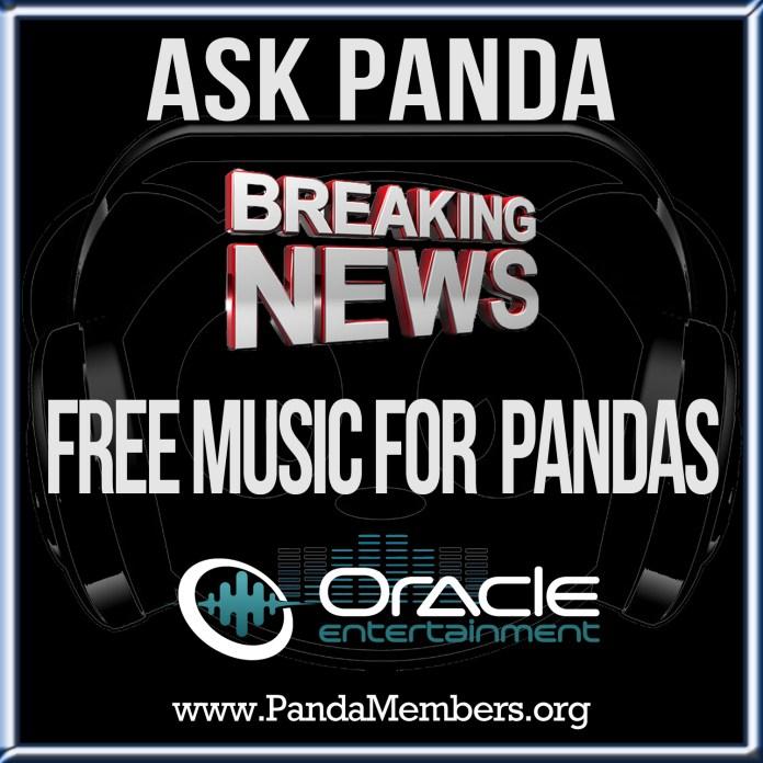 Free Music for Pandas