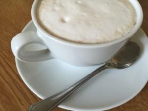 chai cappuccino