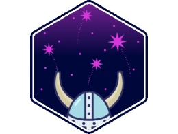 NaNoWriMo 2019 winner's badge