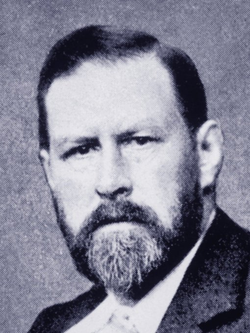 Mandatory Credit: Photo by Historia/REX/Shutterstock (7665085dt) Bram Stoker Novelist and Short Story Writer Best Known For the Gothic Novel Dracula (1897) He Was Also Theatre Manager For Henry Irving at the Lyceum Theatre London 1847 - 1912 Historical Collection 2