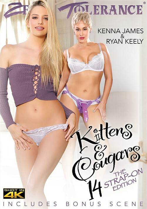 Kittens & Cougars 14: The Strap-On Edition