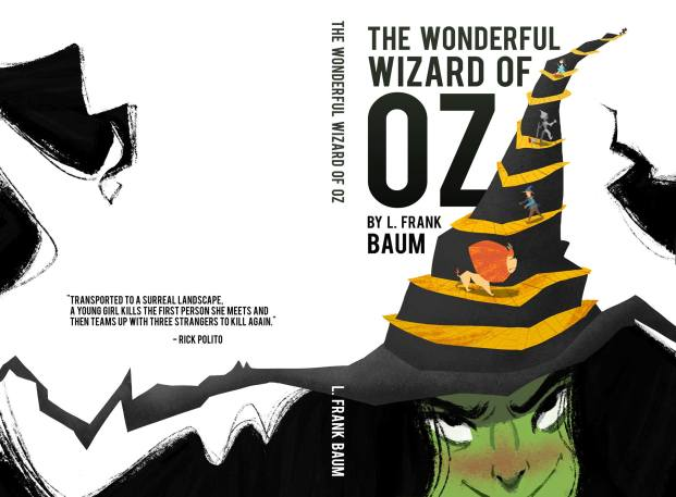 Oz cover (John & Angel's anniversary)