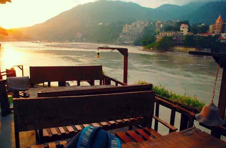 Freedom Café – Rishikesh's Charm | Panda Reviewz - Discovering The ...