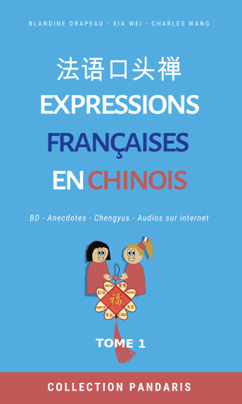 Les expressions françaises en chinois 法语口头禅