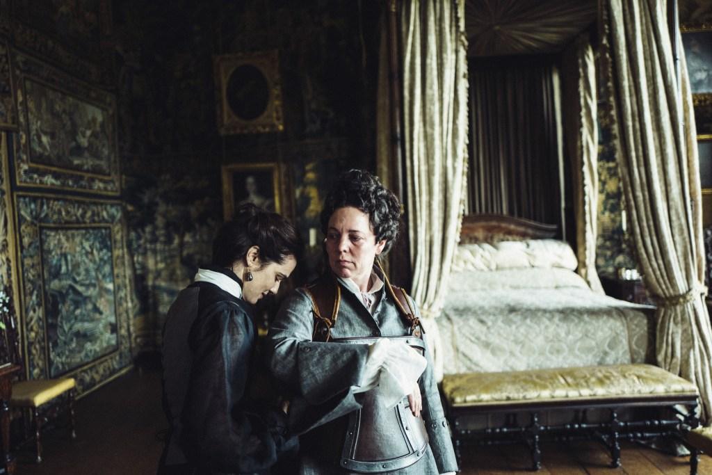 A Favorita - Rainha Anne e Lady Sarah
