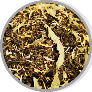 thé vert chococo
