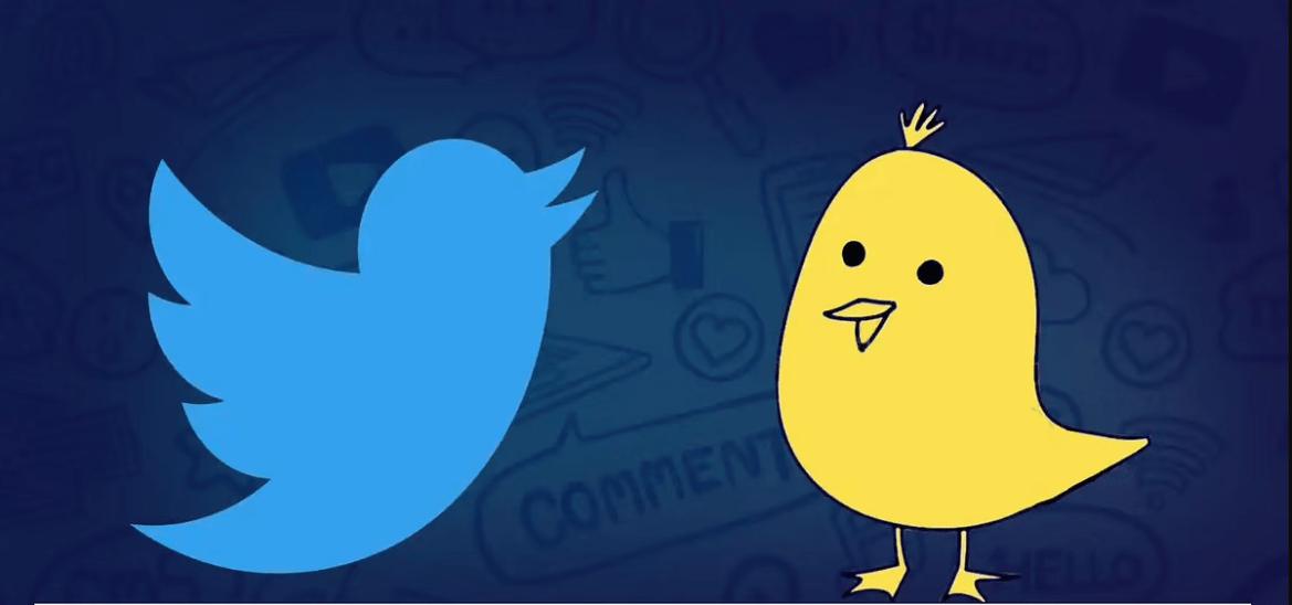 Twitter and Koo logo