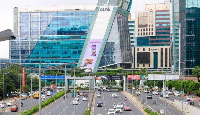 Gurgaon Cyber HUb