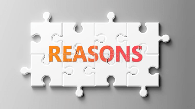 Puzzle representing the word 'reasons'. Used to highlight the reasons for investing in SCSS