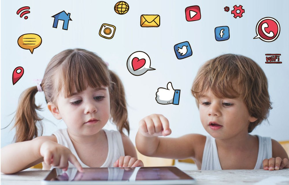 Social Media account for kids